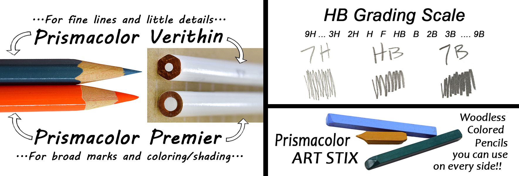 Marker knowledge archives page 2 of 2 markersupply blog pencil tips nvjuhfo Choice Image