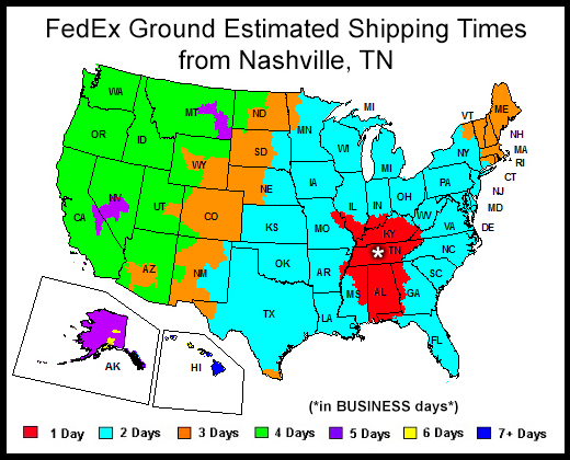 newshipmapfedex