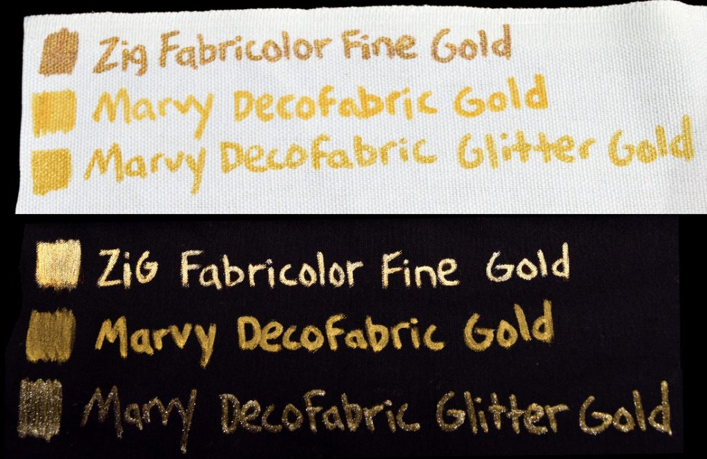 metallicfabric-golds